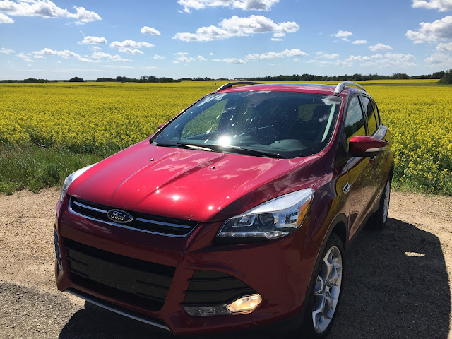 2015 Ford Escape with Ecoboost