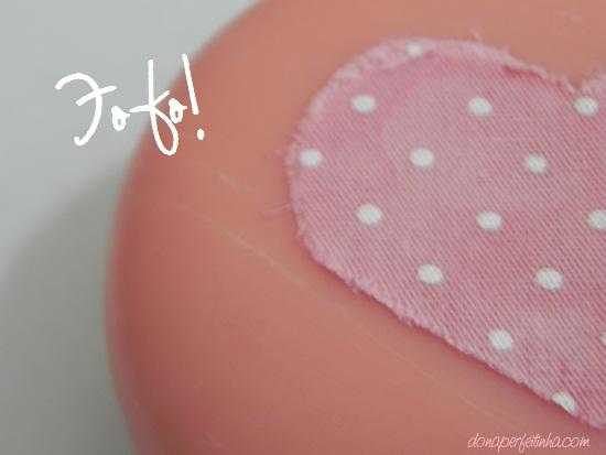 Lembrancinha de nascimento: sabonete personalizado