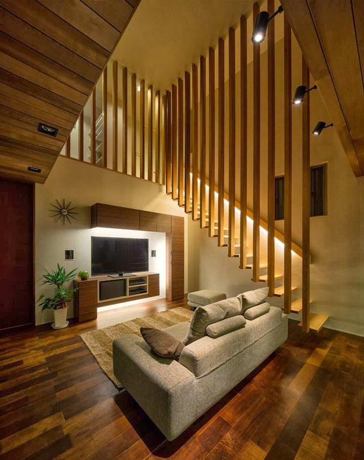Bridoor s l m4 by masahiko sato - Escaleras de techo ...