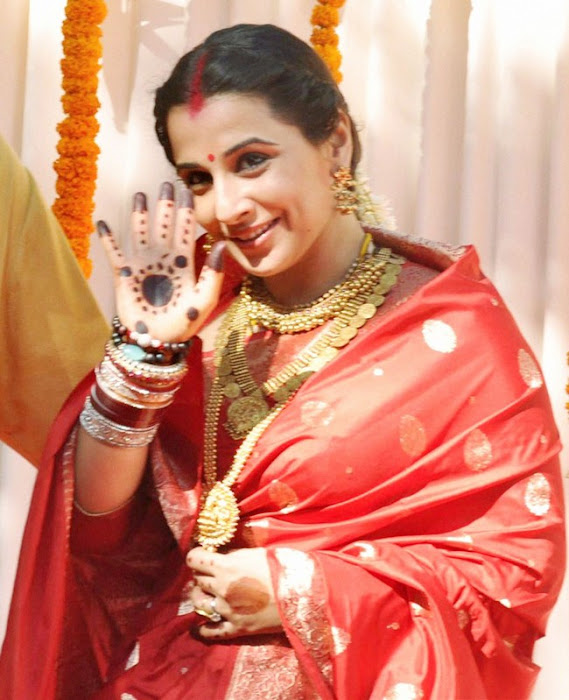 vidyabalan marriage photo gallery