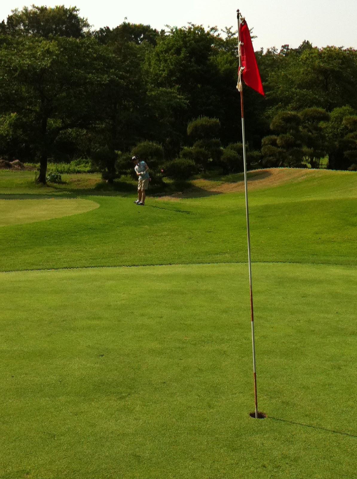 白井 ゴルフ 林間 ショート コース