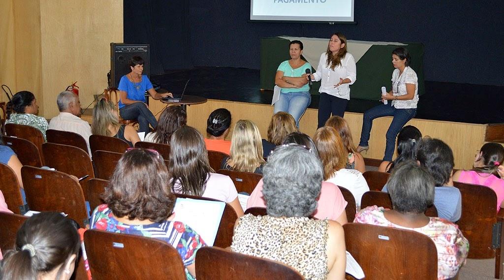 Curso atualiza servidores municipais de Teresópolis em gestão de processos e procedimentos de rotina