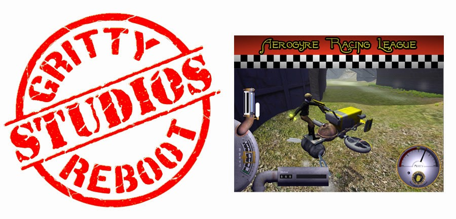 Gritty Reboot Studios