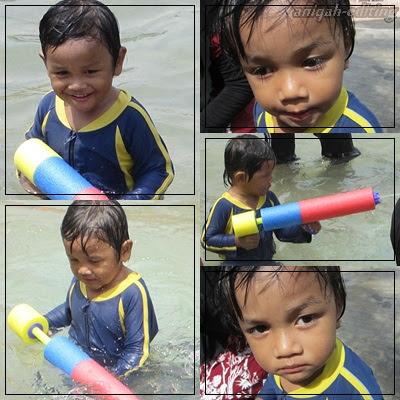 kanak-kanak di Wonderland Melaka