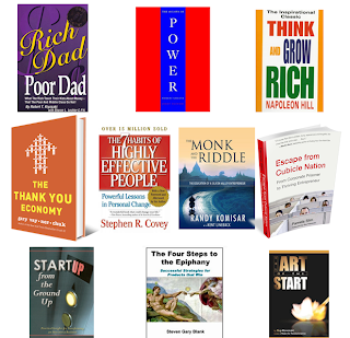 Top 10 Must Read Books To Propel Your Start-up To Success