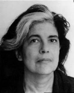 Susan Sontag  (1933-2004)