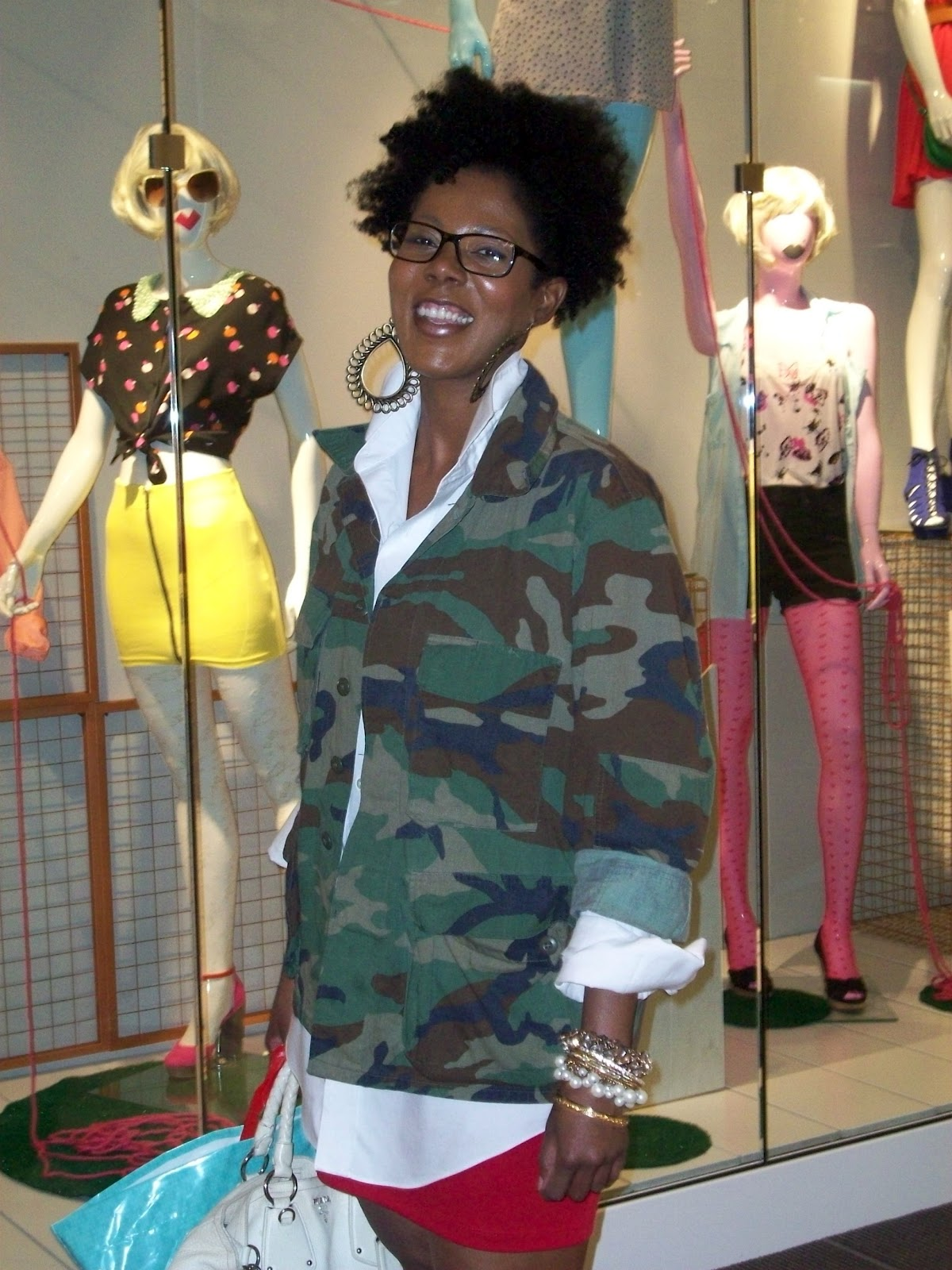 fashion nette work  March 2012