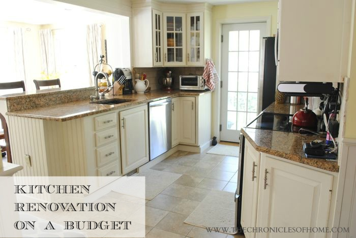 The Chronicles of Home: Budget Kitchen Renovation | The Home Depot