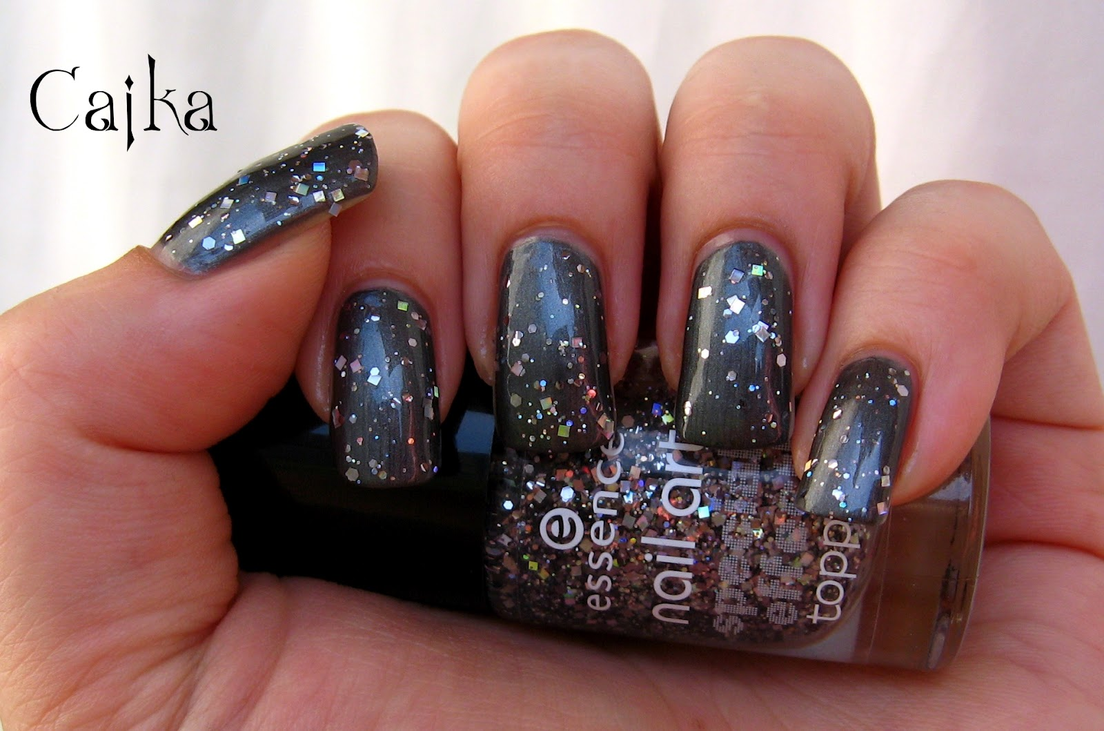 Essence Nail Art Special Effect! Topper 11 Disco Disco | Cajkine ...