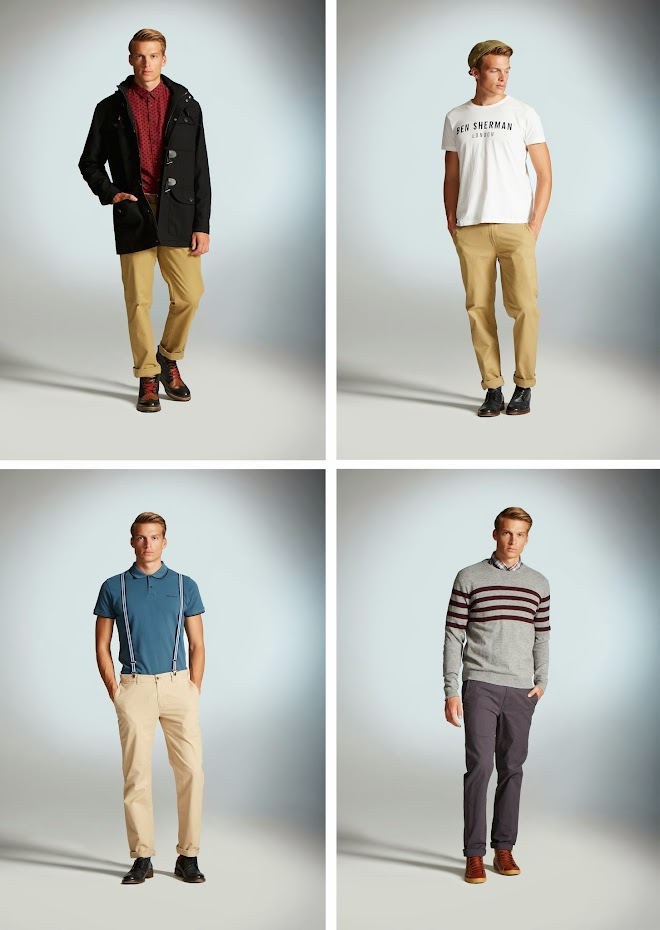 Ben Sherman Winter Autumn 2014