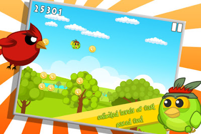 Bouncy Bird on StarfallGamer.com