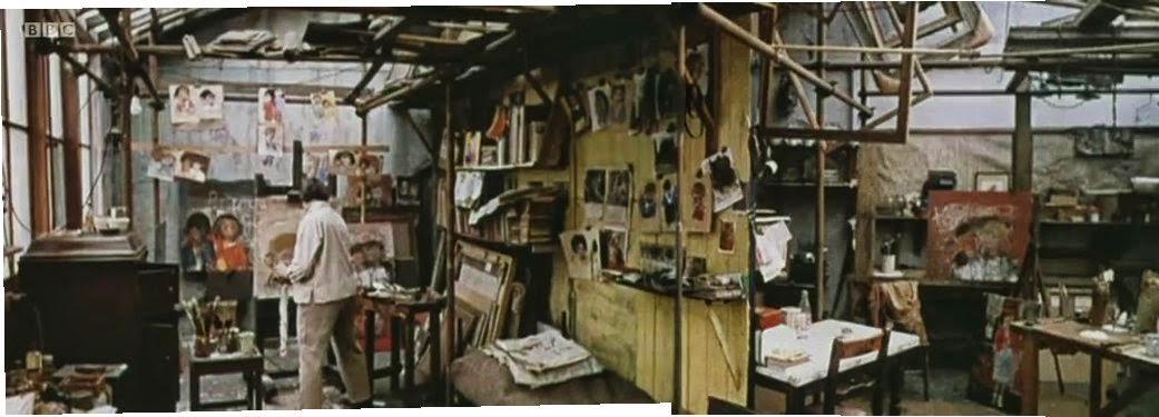Joan Eardley Studio