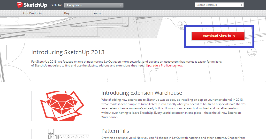 Satofu sketchup 2013 stl for Sketchup 2013