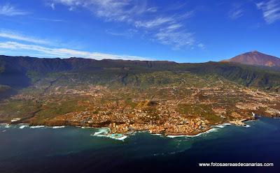 El Valle de Taoro (Tenerife)
