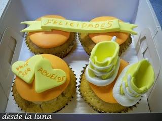 Cupcakes Para Bebè