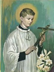 St. Aloysius Gonzaga, bacaan injil harian, gereja katolik, iman katolik, ajaran katolik, Kloter 2000, pendalaman iman katolik, renungan   harian katolik. riwayat hidup St. Aloysius Gonzaga