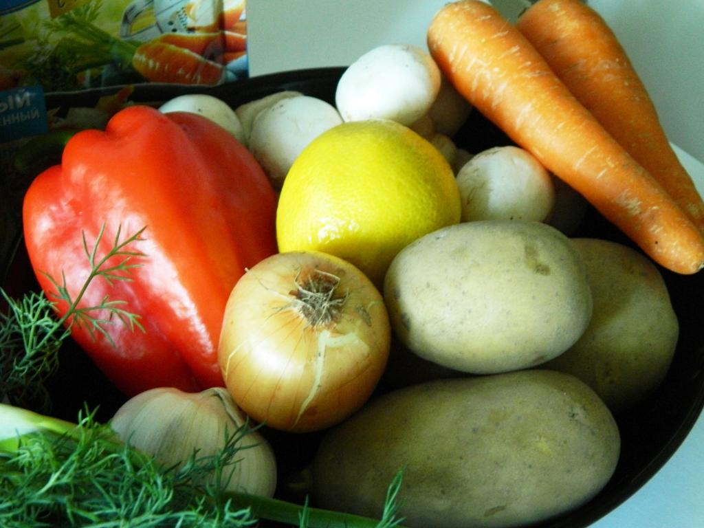 салат солянка рецепт приготовления