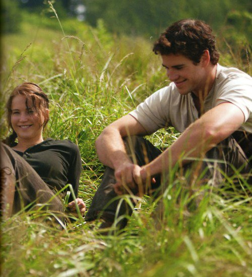 gale and katniss ending relationship