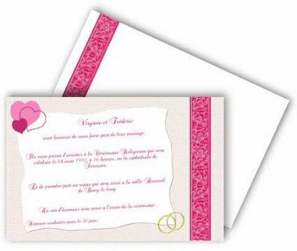 Id e faire part mariage faire soi m me gratuit invitation mariage carte mariage texte - Carte anniversaire a faire soi meme gratuit ...