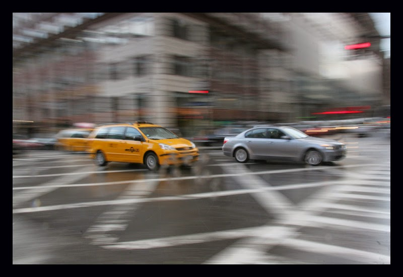 Panning of a camera