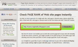 Cara Mudah Cek Google PageRank
