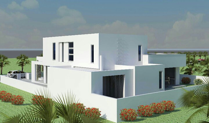 New home designs latest modern homes exterior designs for Latest kothi designs exterior