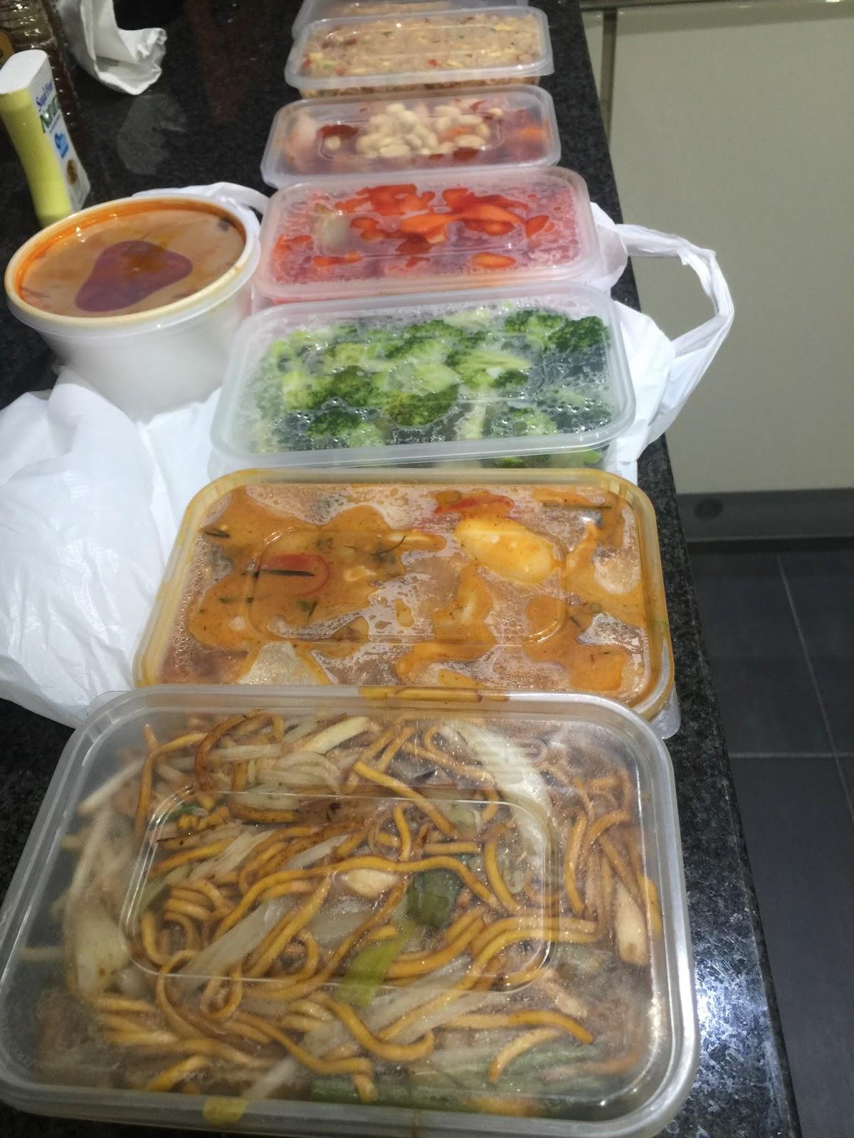 Catering Menu Thai Food