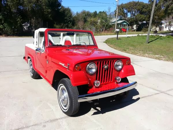 Jeep Jeepster Pictures Posters News And Videos On Your
