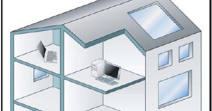 les r seaux informatiques cours informatiques pour coll ge et secondaire. Black Bedroom Furniture Sets. Home Design Ideas