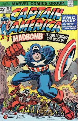 Captain America #193, Madbomb