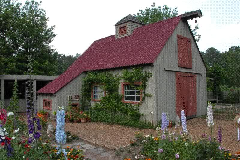Home ideas for Small barn ideas