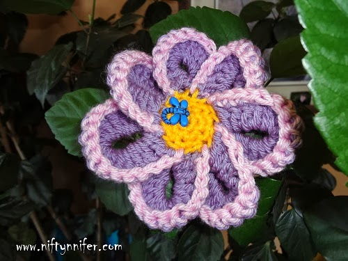 Niftynnifer's Crochet & Crafts: Free Crochet Pattern ...