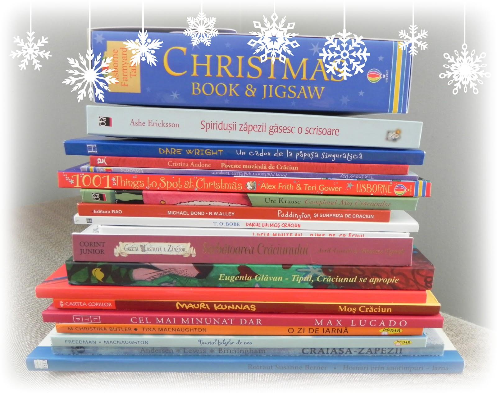 Cărți pentru Crăciun