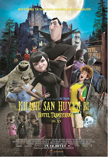 Phim Khách Sạn Huyền Bí - Hotel Transylvania 2012 [Vietsub] Online