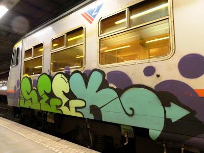 seek graffiti
