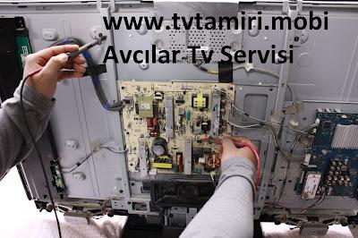 avcilar tv tamiri servisi
