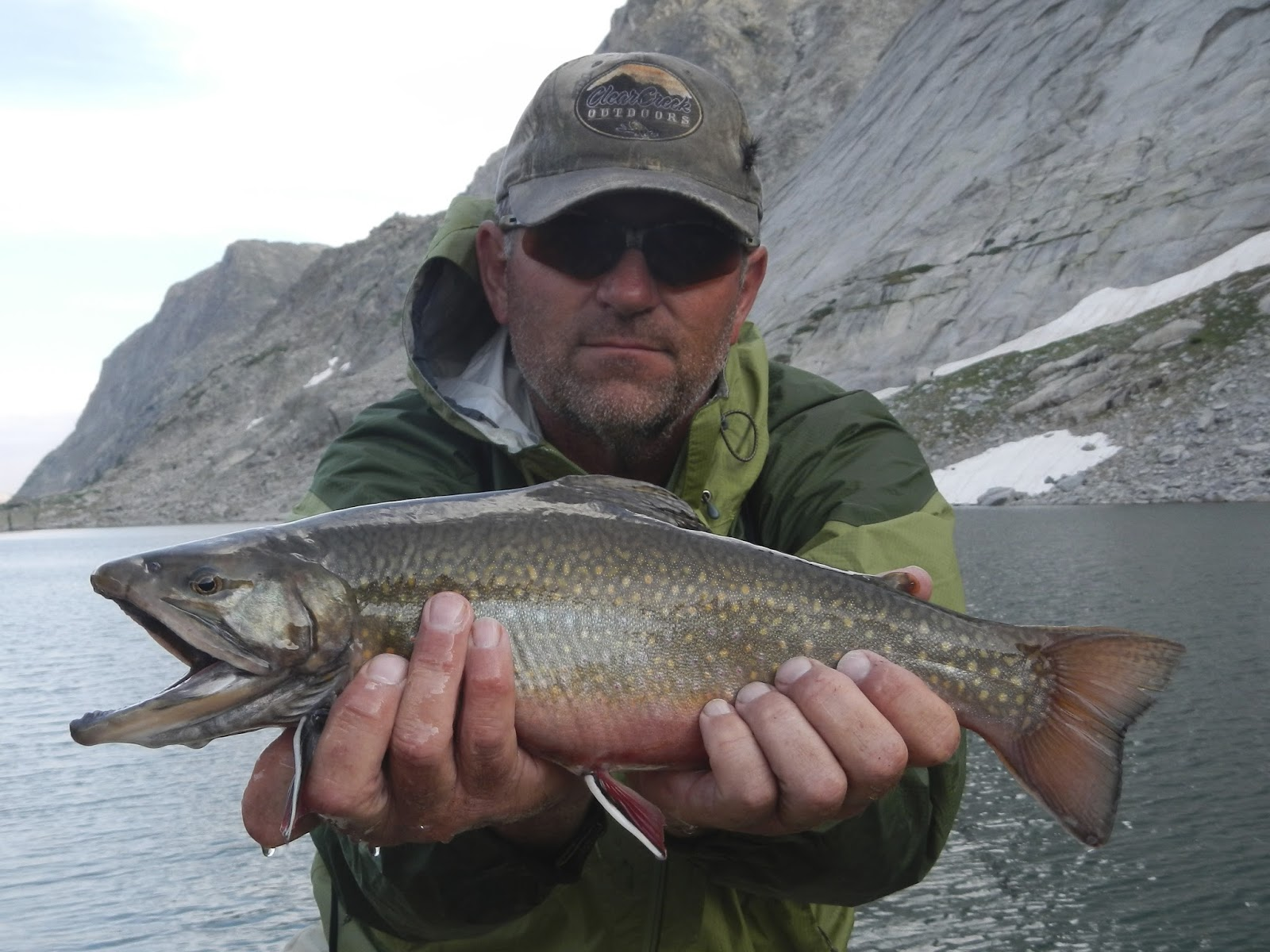 Colorado fly fishing blog wind river fish pics for Fishing in the wind