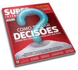Capa Revista Super Interessante – Outubro de 2011   Ed. 296
