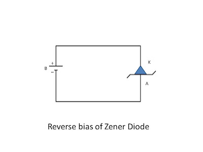 zener diode reverse bias