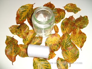 Leaves-Light 01     wesens-art.blogspot.com
