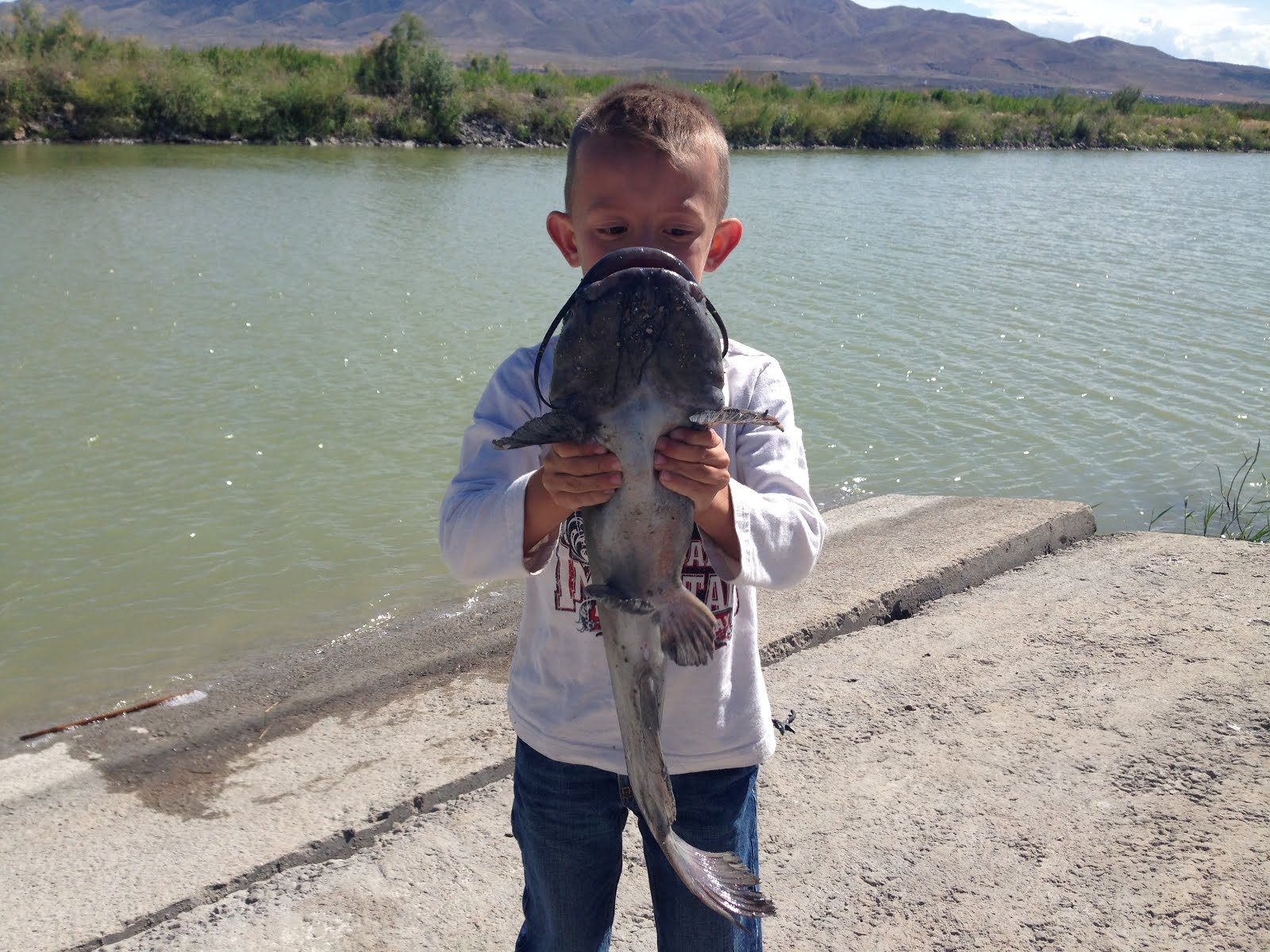 Devin's Big Utah Lake Channel Catfish