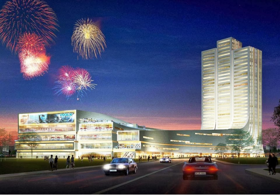 Manila shopper the samsung hall sky park at sm aura premier for Aura global cuisine
