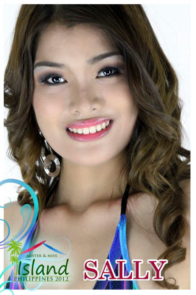 Miss Island Philippines 2012 Sally Mae Rosales