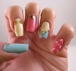 Bridal Celebration - Creative Nail Design and Nail Art Collection 2013