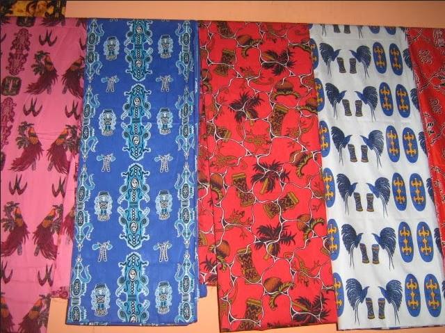 Batik Papua dan Penjelasannya - Batik Indonesia