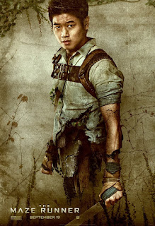 the maze runner ki hong lee
