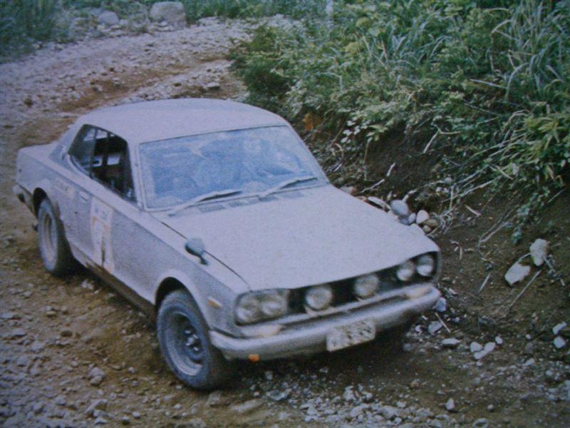 Nissan Skyline C10, rajdy, rally, wyścigi, 日産 スカイライン, ラリー, rajdowe samochody, japońskie, motoryzacja
