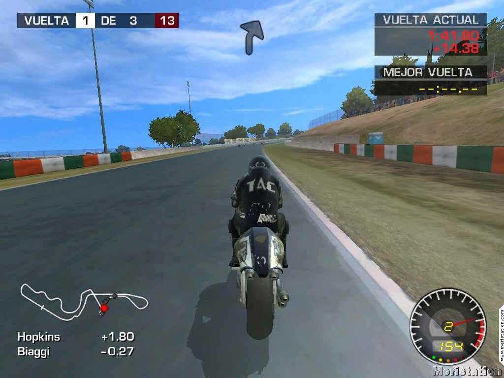 Juego Moto Gp Para Pc