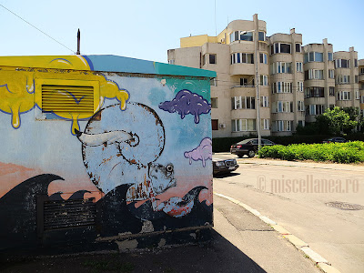 Constanta grafitti