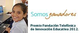 GANADORES DEL PREMIO INTERNACIONAL FUNDACION TELEFONICA 2012
